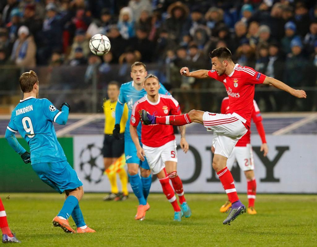 Zenit Benfica