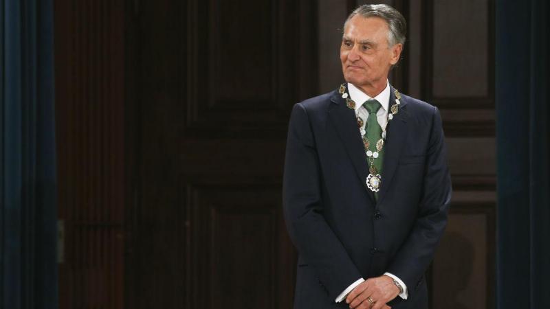 Cavaco Silva condecorado por Marcelo Rebelo de Sousa