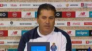 José Peseiro explica os muitos golos sofridos pelo FC Porto