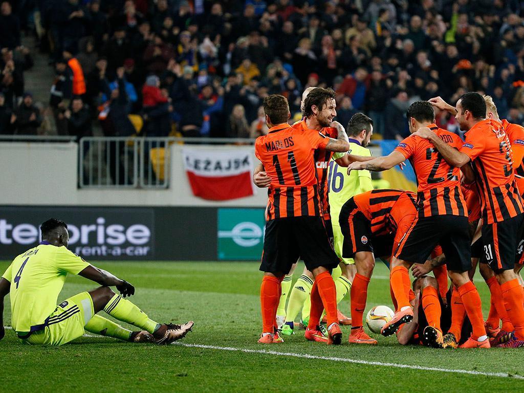 Shakhtar-Anderlecht (Reuters)