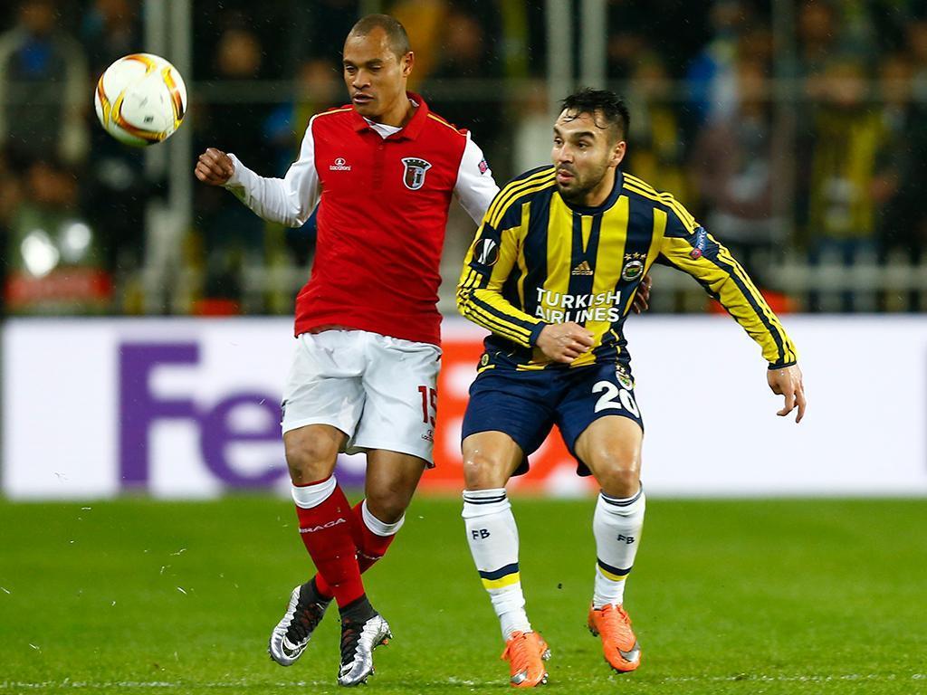 Fenerbahçe-Sp. Braga (Reuters)