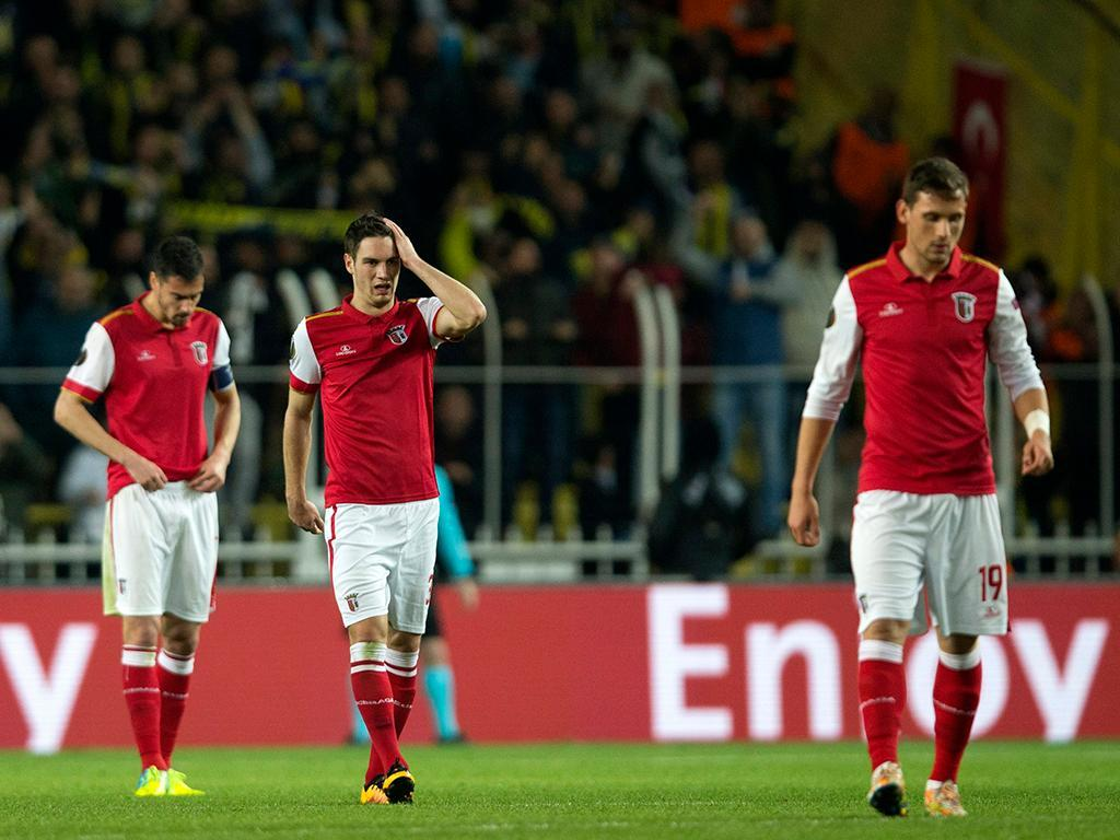 Fenerbahçe-Sp. Braga (Lusa)