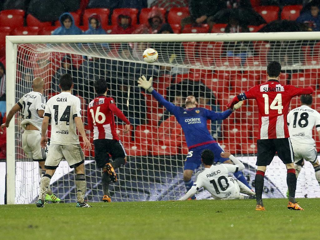 Athletic Bilbao-Valência (Lusa)