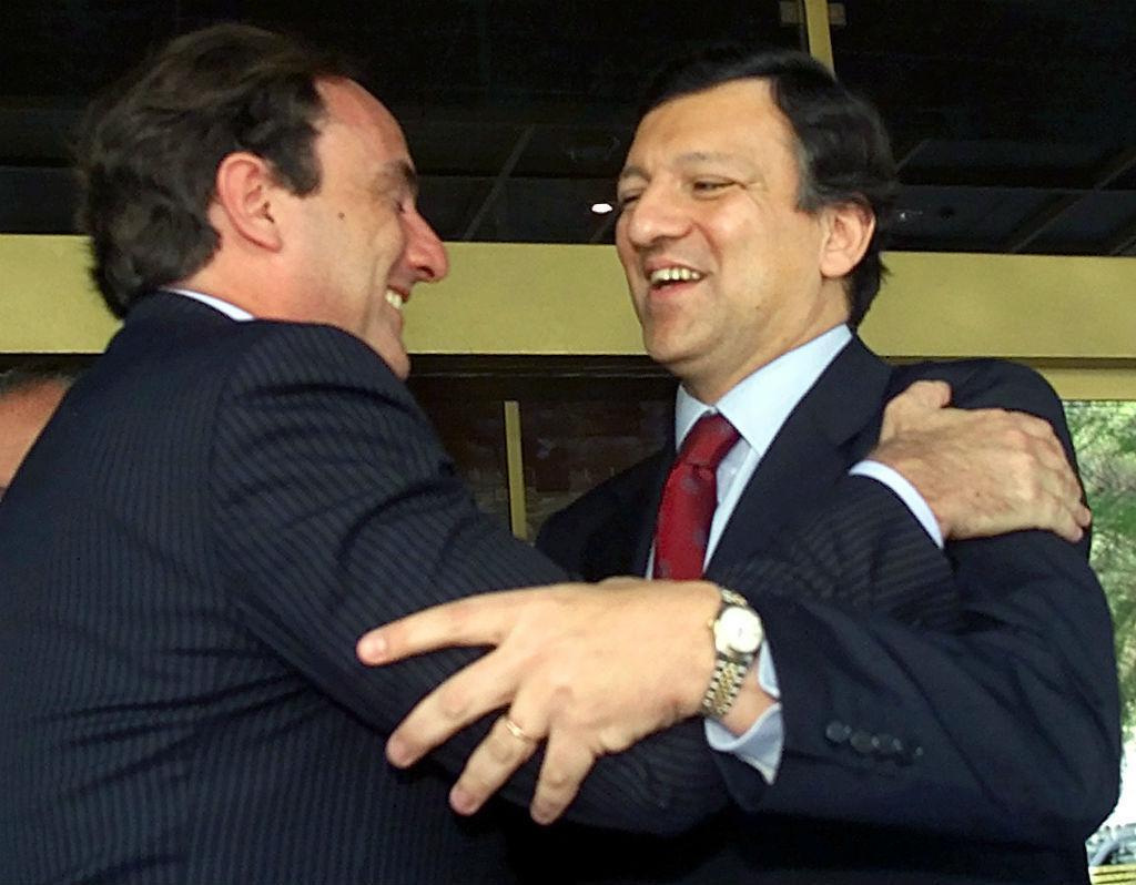 Portas e Durão Barroso