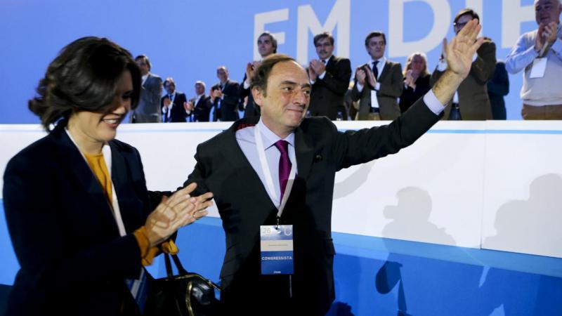 Paulo Portas e Assunção Cristas no 26º congresso do CDS