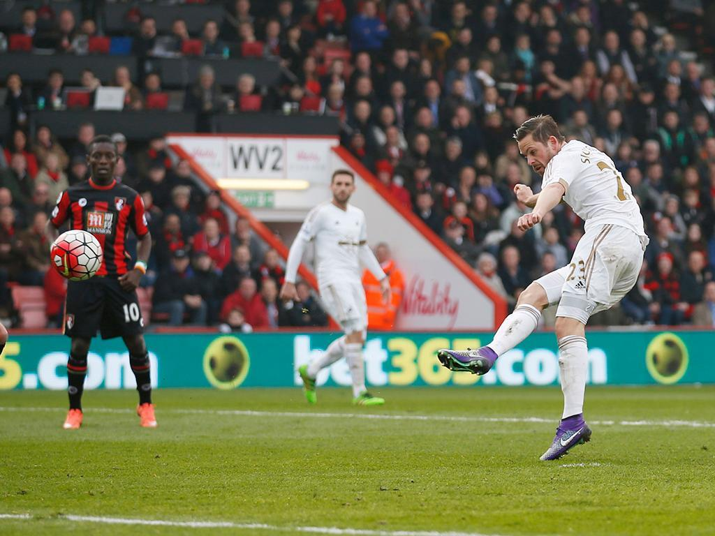 Bournemouth-Swansea (Reuters)
