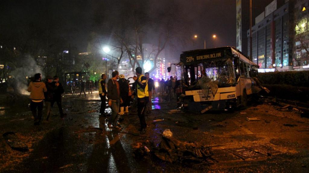 Ataque suicida na Turquia faz vários mortos
