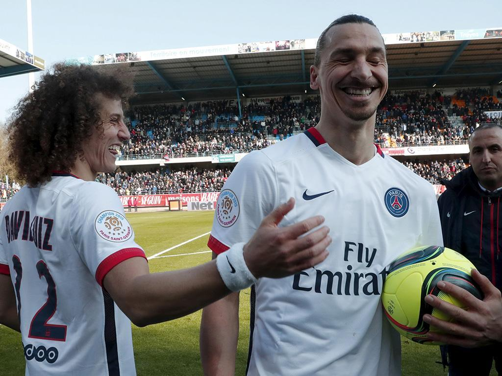 Troyes-PSG (Reuters)