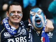 Râguebi: Escócia-França (Reuters)