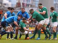 Râguebi: Irlanda-Itália (Reuters)