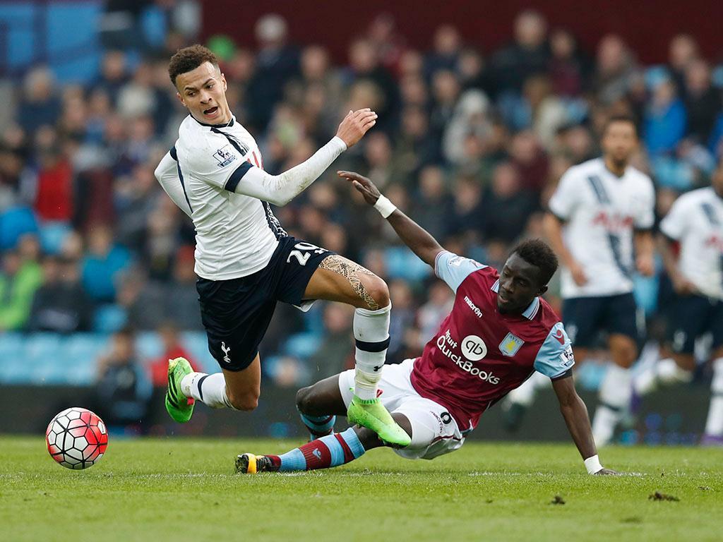 Aston Villa-Tottenham (Reuters)