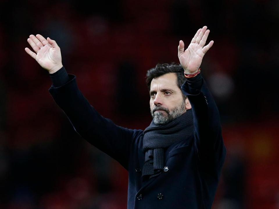 OFICIAL: ex-Benfica Quique Flores de regresso ao Watford