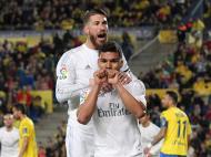 Las Palmas-Real Madrid (Lusa)