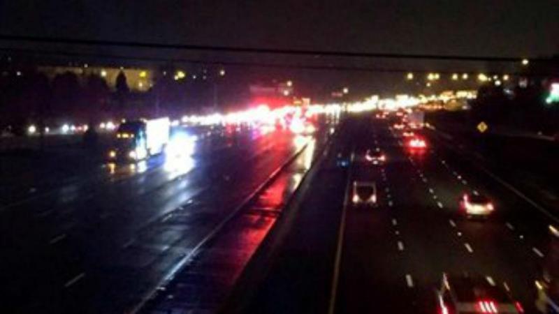 Acidente na autoestrada envolve mais de 100 veículos