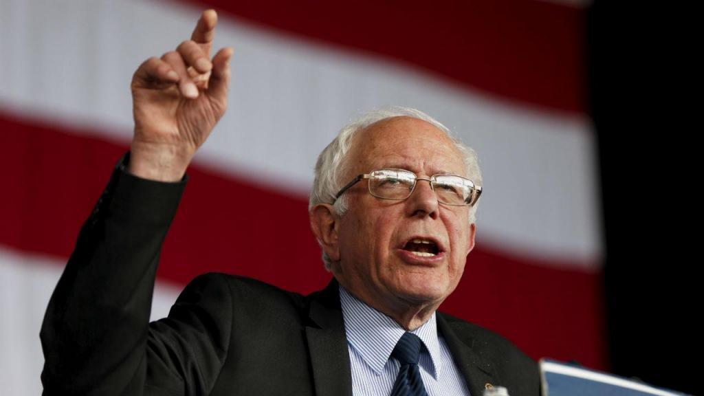 Primárias nos Estados Unidos - Bernie Sanders