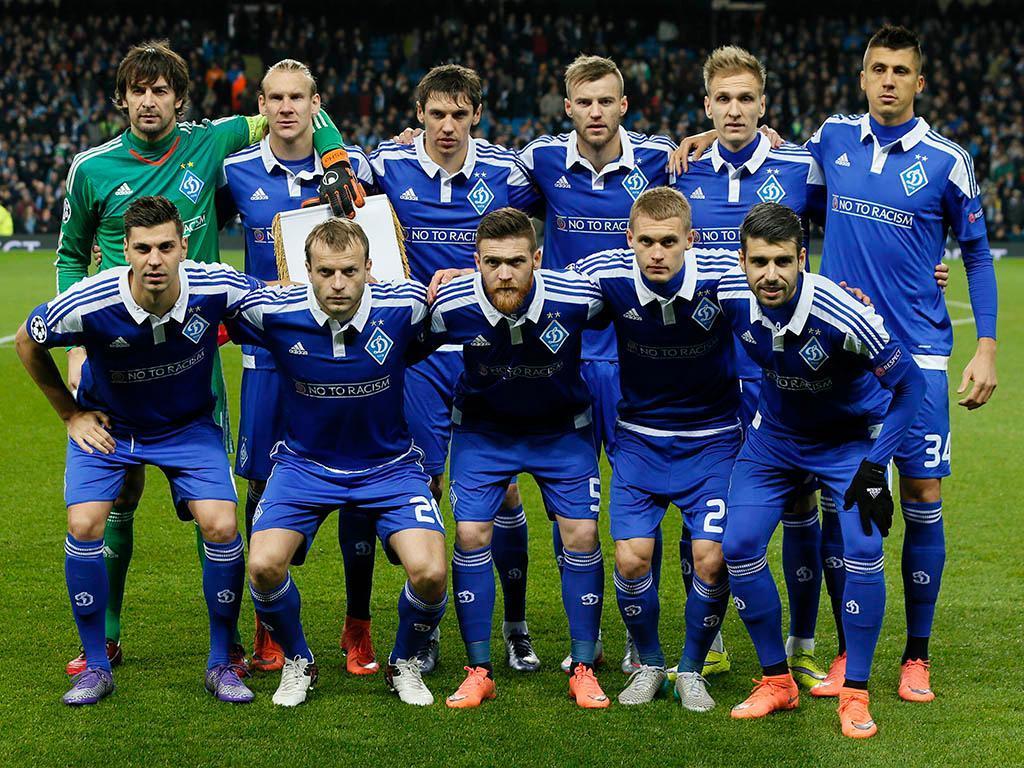 Manchester City-Dinamo Kiev (Reuters)
