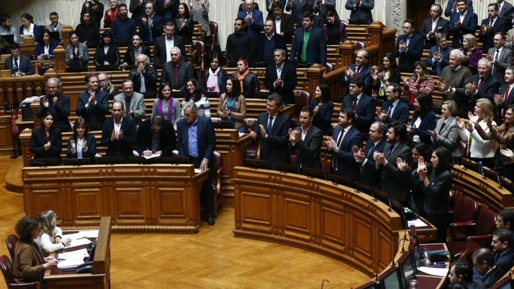 Parlamento aprova Orçamento do Estado