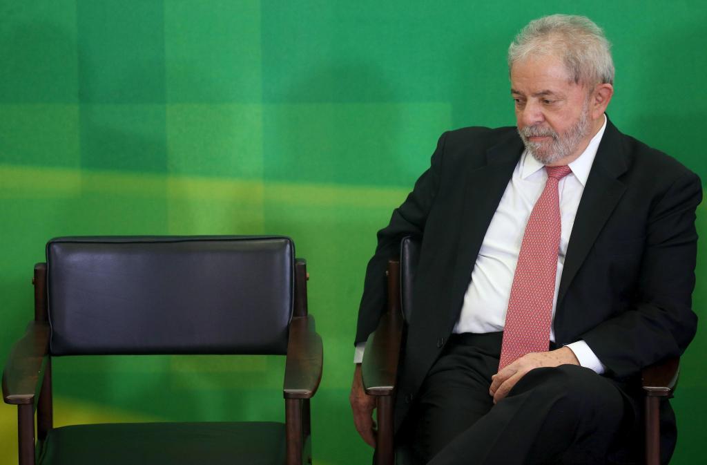 Tomada de posse de Lula da Silva em Brasília