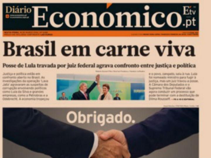 Económico, a última edição em papel