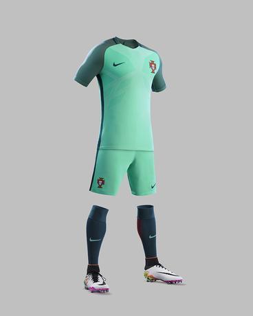 e719b837ad 9 10 - Novo equipamento da Selecção Nacional de futebol Nike Foto   Divulgação