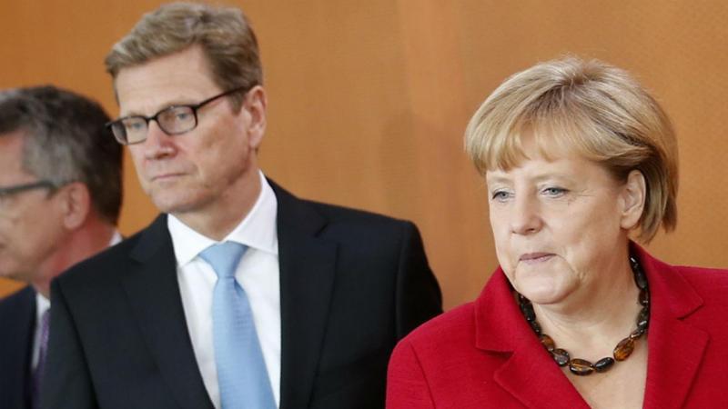 Guido Westerwelle, ex-vice-chanceler da Alemanha, morreu, aos 54 anos, vítima de cancro