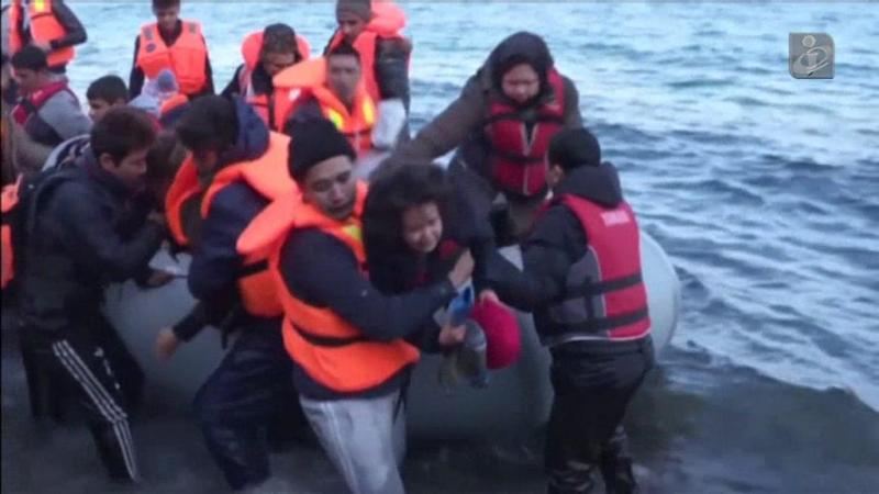 UE e Turquia chegam a acordo sobre os refugiados