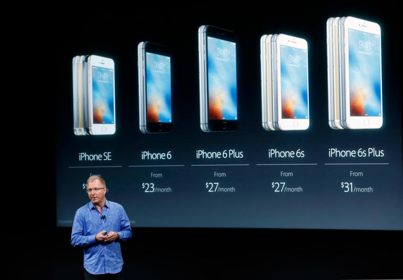 "Apple ""encolhe"" iPhone no novo modelo"