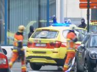 Explosões em Bruxelas (foto Reuters)