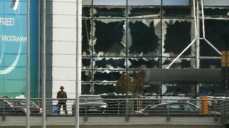 Atentados em Bruxelas: explosões no aeroporto e no metro