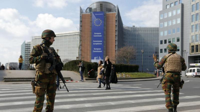 Atentados em Bruxelas (Reuters)