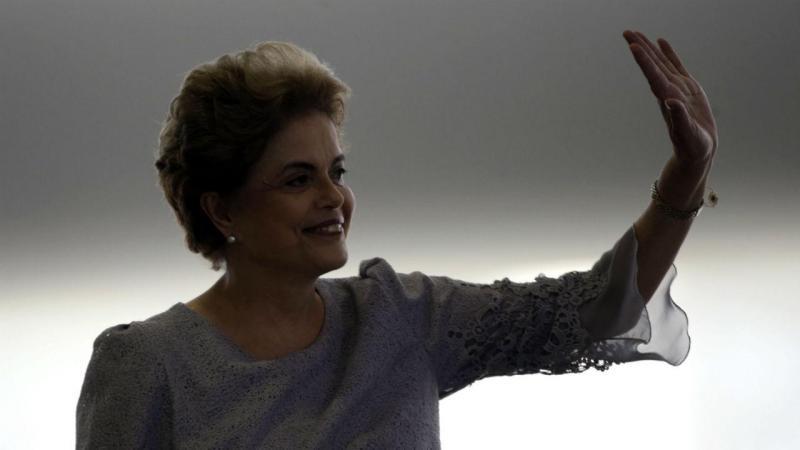 Dilma Rousseff (EPA)