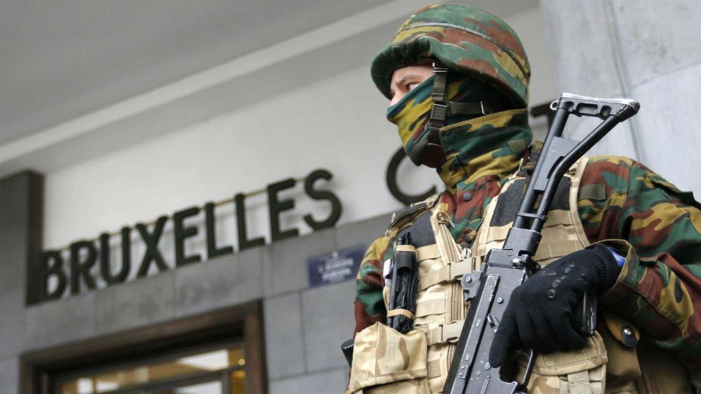 Bruxelas - O dia seguinte ao terror