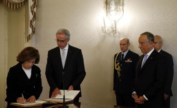 PR dá tomada de posse a mais três chanceleres das ordens honoríficas