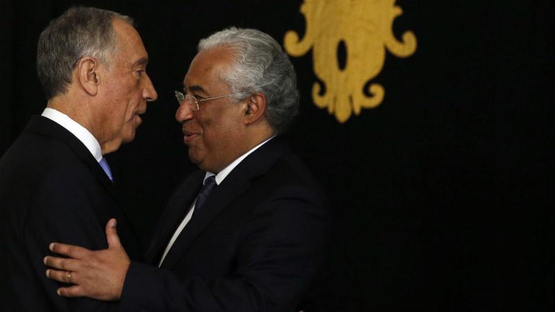 Marcelo Rebelo de Sousa e António Costa (Lusa/Tiago Petinga)