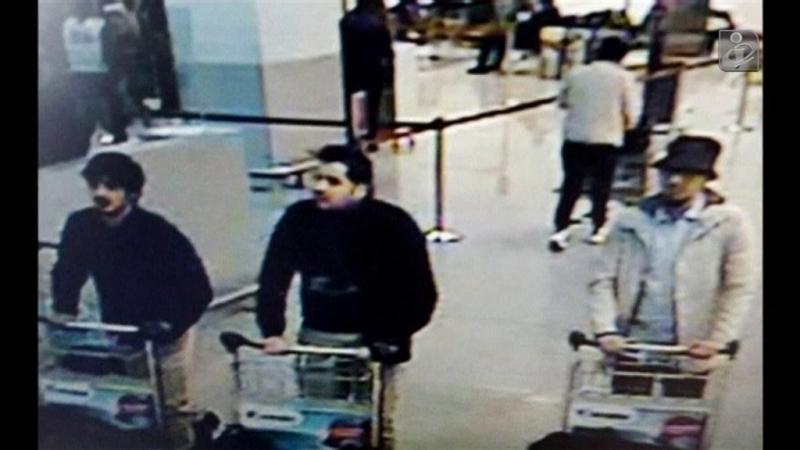 Bruxelas: Najim Laachraoui é o terceiro bombista, segundo fontes policiais