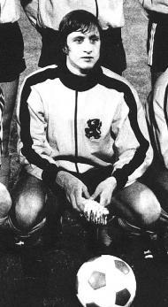 Johan Cruijff (Lusa)