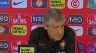 «Escolhemos a Bulgária pela semelhança com adversários da fase final»