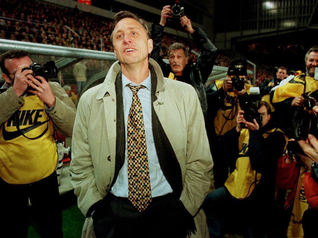 Jesus, Vítor Pereira e até Mourinho: o legado de Cruijff em Portugal