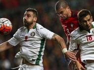 Portugal-Bulgária (Foto Lusa)