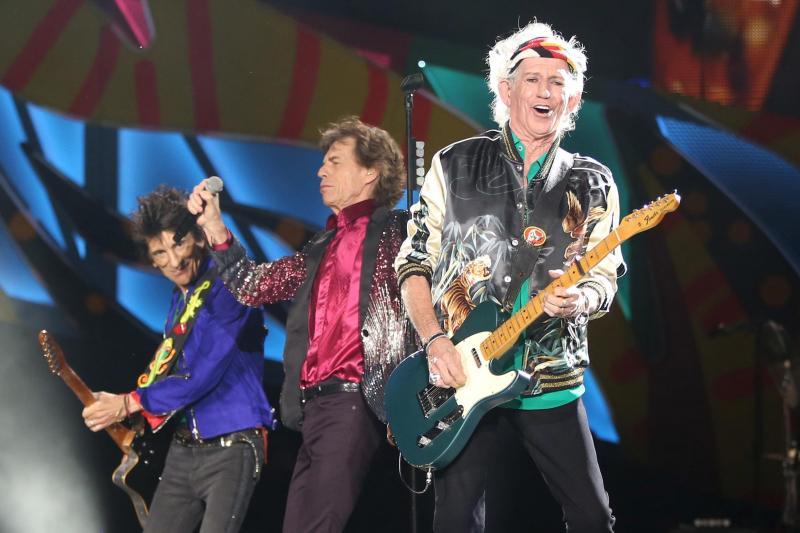 Concerto histórico dos Rolling Stones em Cuba