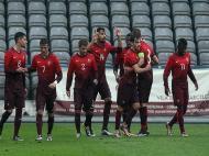 Seleção Sub-19 (Foto FPF/Hernâni Pereira)
