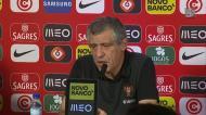Fernando Santos aponta erros da exibição com a Bulgária