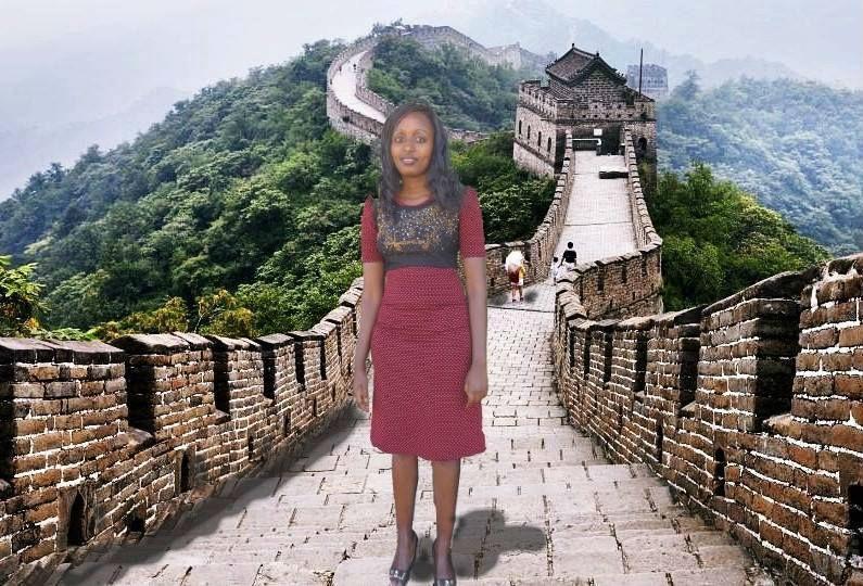 Mulher fingiu ida à China e internautas ofereceram-lhe a viagem