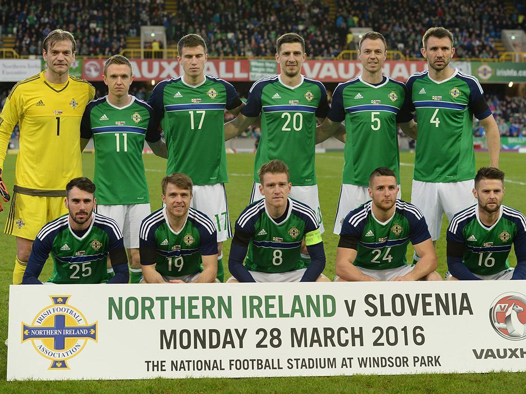 Irlanda do Norte-Eslovénia (Reuters)