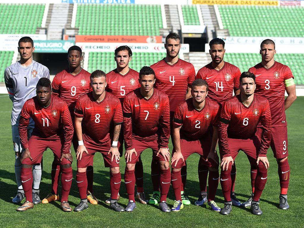 Sub-19: Portugal-Suécia (Hernâni Pereira/FPF)