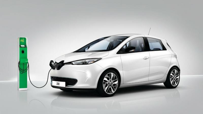 Zoe [Reprodução: Renault]