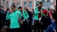 Portugal: a saída da seleção para o Estádio