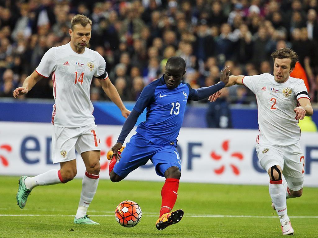 França vs Rússia (REUTERS)