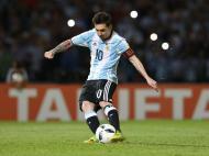 Argentina vs Bolívia (EPA)