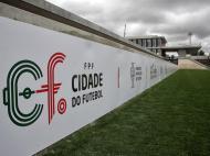 Visita guiada à Cidade do Futebol